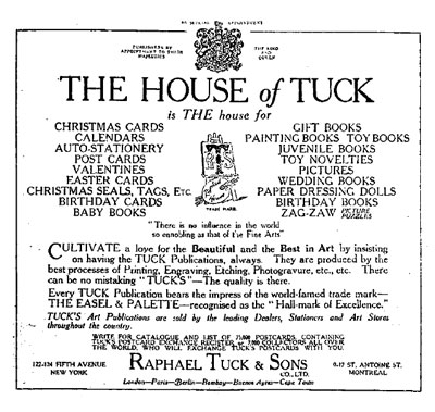 house of tuck